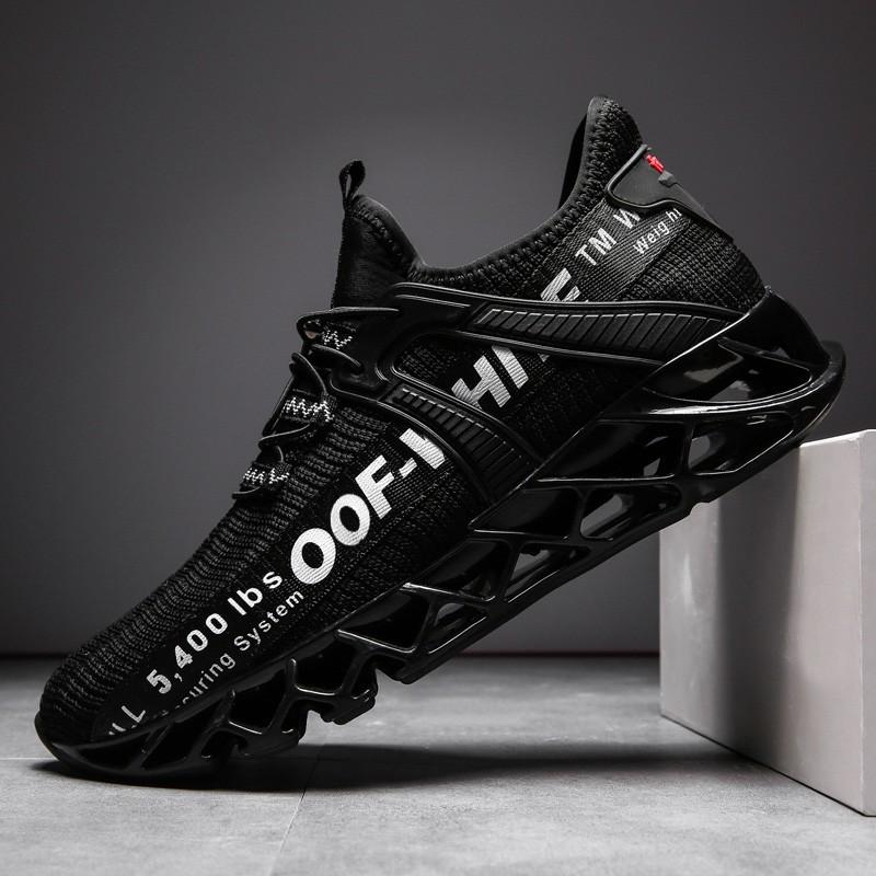 Sepatu Sneakers Pria High Top