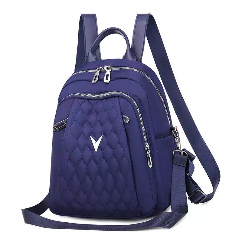 Tas Ransel Wanita Backpack Cewek Tas V