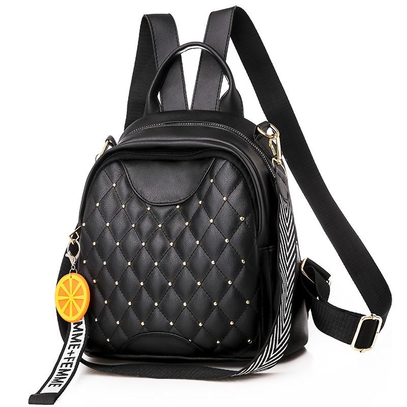 Tas Ransel Wanita Backpack Cewek Import Korea NY00005