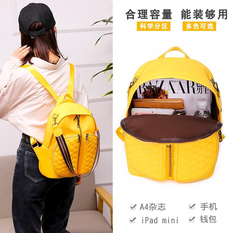 Tas Ransel Wanita Backpack Cewek Korea Import NY000027