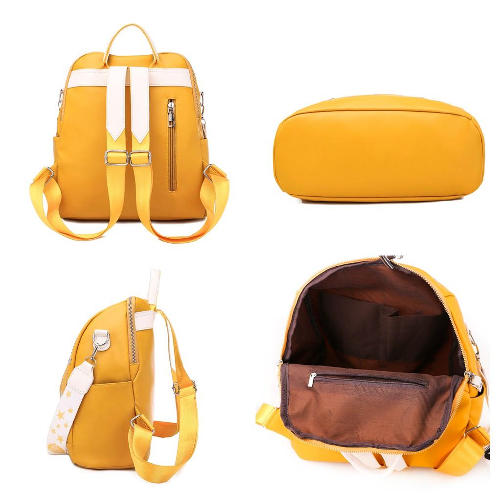 Tas Ransel Wanita Backpack Cewek NY000017