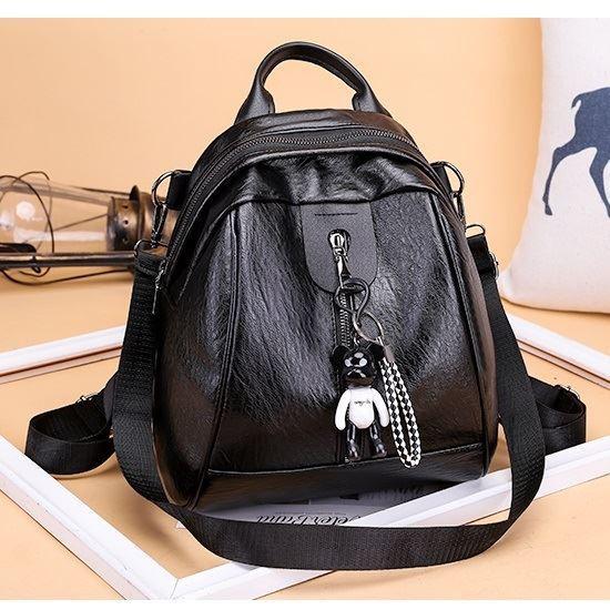 Tas Ransel Wanita Kulit Backpack Cewek Korea SD000053