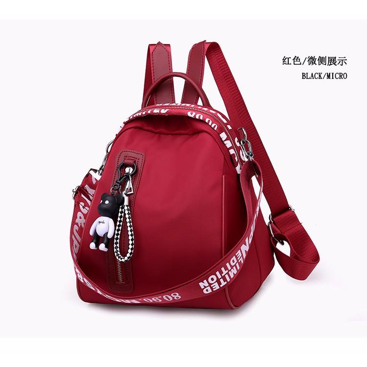 Tas Ransel Wanita Backpack Cewek Korea Import NY000038