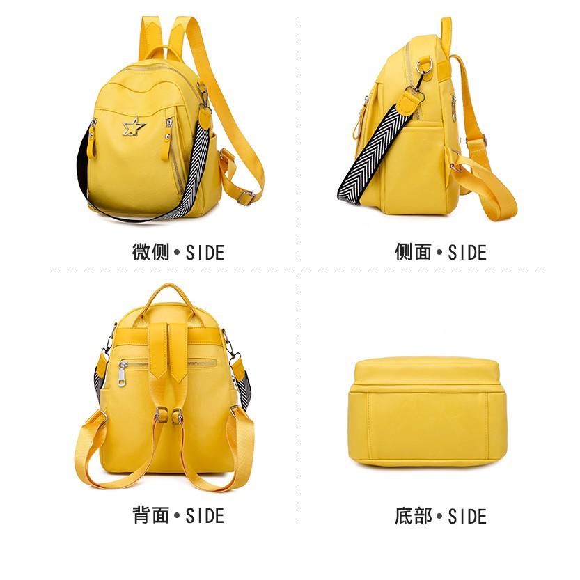 Tas Ransel Wanita Backpack Cewek Korea Import NY000041