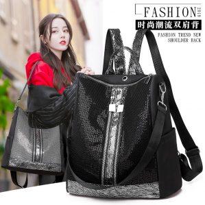 Tas Ransel Wanita Backpack Cewek Korea NY000044