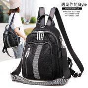 Tas Ransel Wanita Backpack Cewek Korea NY000048