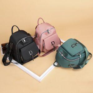 Tas Ransel Wanita Backpack Cewek Korea Import NY000026