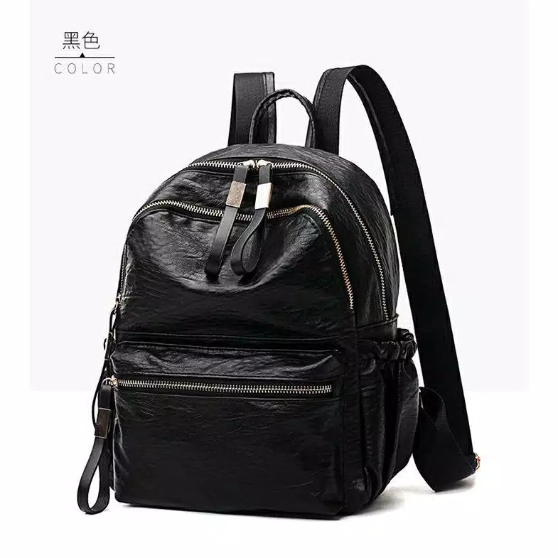 Tas Ransel Wanita Backpack Korea Import NY00004