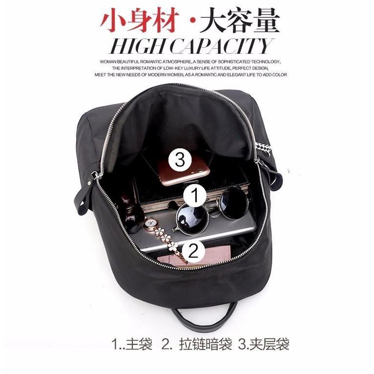 Tas Ransel Wanita Backpack Cewek Korea Import NY000029