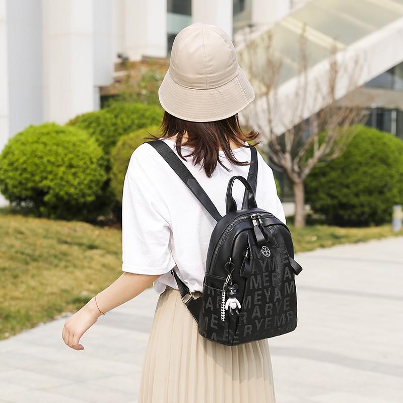 Tas Ransel Wanita Backack Cewek Import Korea NY000013