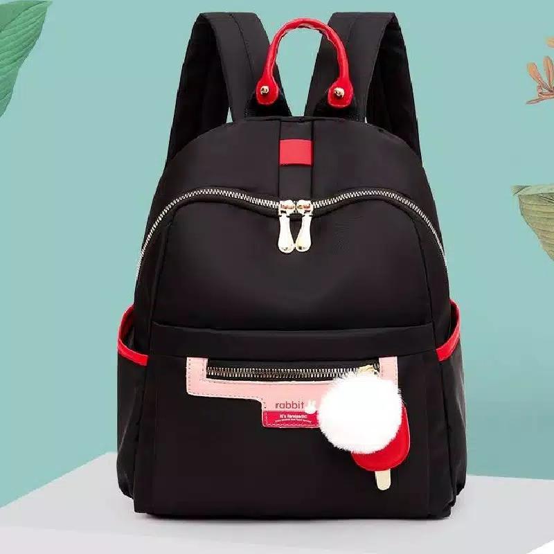 Tas Ransel Wanita Rabbit Backpack Cewek